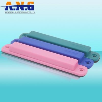 Tag impermeable resistente UHF RFID pasiva Con adhesiva de 3M utiliza en el metal