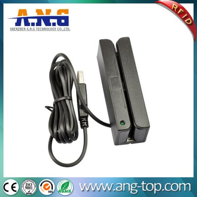 Msr100 Loco and Hico Magnetic Stripe Card Reader Track 1, 2, 3