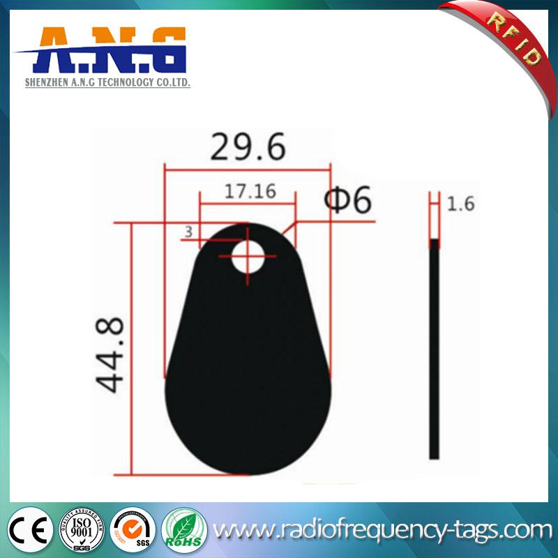 IP68 Passive Glassfiber Custom Printed Proximity Contactless Key Card