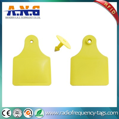 Animal Husbandry Animal Ear ID Tags for Cattle Magement