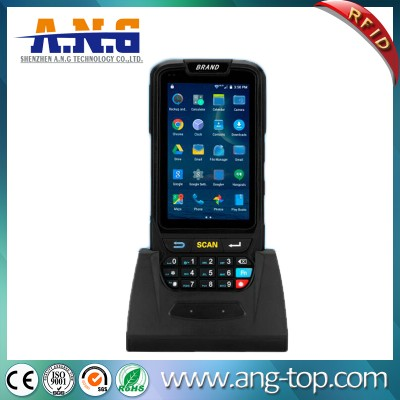 Long Range Pad UHF RFID Reader Writer Andriod GPS 4G