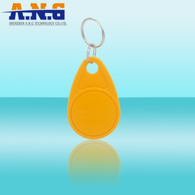 High Frequency Classic 1k 4K Rfid Key , 55 x 35mm
