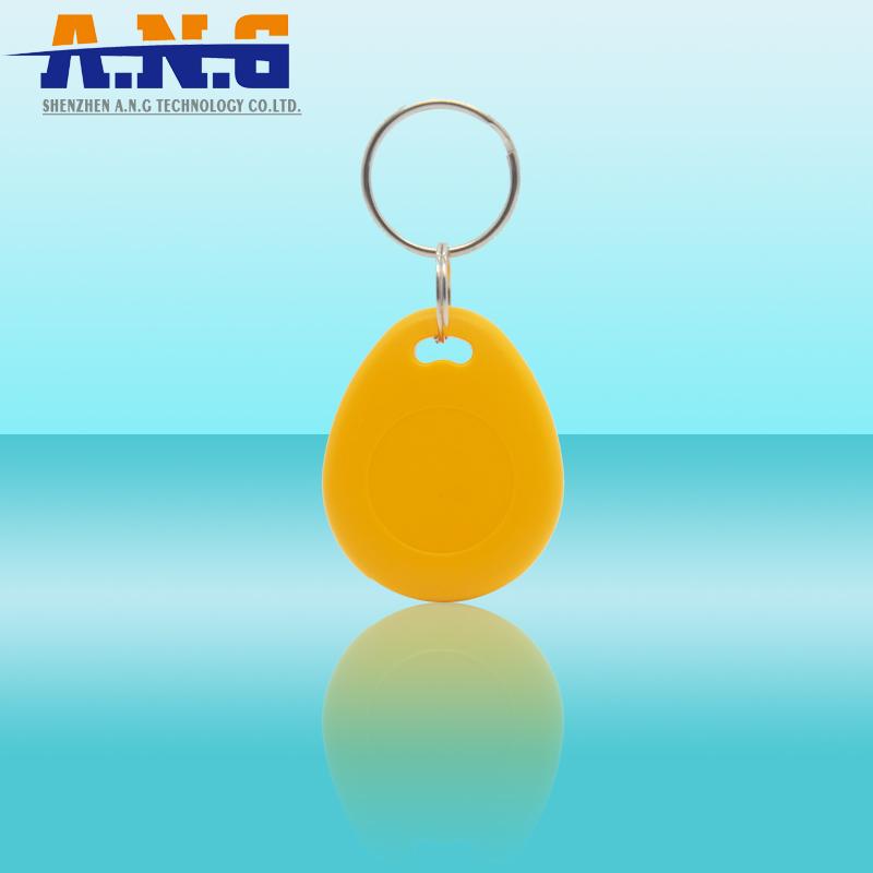 125khz ABS Waterproof Hotel Key Tags With Atmel t5577 Tk4100 Em4200