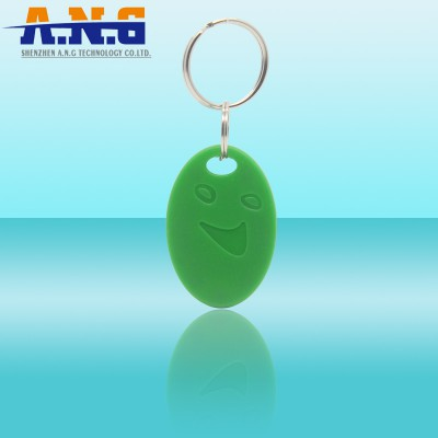 Secured Management Printable Custom Key Tags Passive