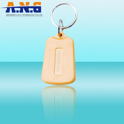 Customized Security Personalized Key Tag Printing Shockproof