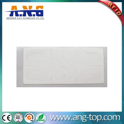ISO18000-6C UHF RFID Windshield Sticker Tag for Vehicle Tracking