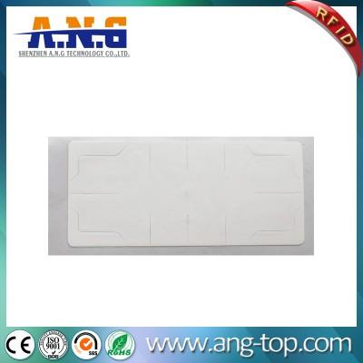 ISO18000-6C UHF RFID Tag parabrisas etiqueta de seguimiento de vehículos