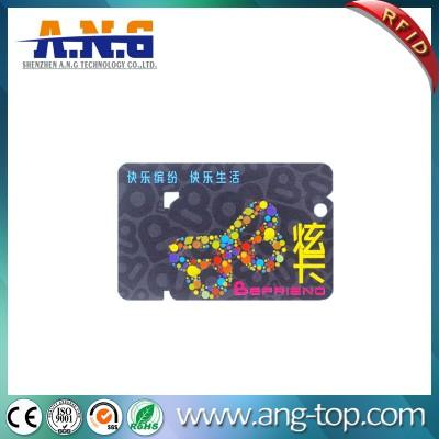 Offset Printing Plastic RFID PVC Magnetic Stripe Card