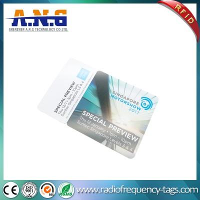 自定义打印13.56MHz的ISO14443A塑料的DESFire EV2智能卡