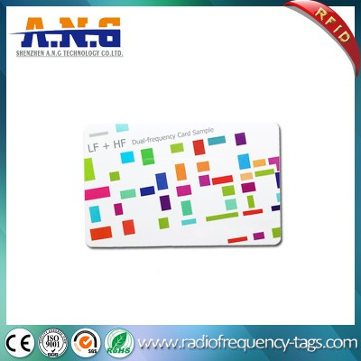 13.56MHz Programmable Customized Smart RFID Card Contactless RFID Card