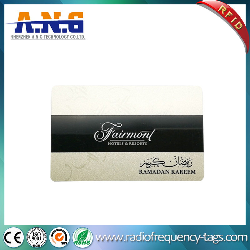 Sle4442 / 5542 RFID Contactless Smart Card for Hotel Key Card