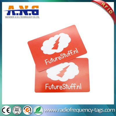 PVC RFID Blocking Card Holder Resistant Puncture and Tear Resistant