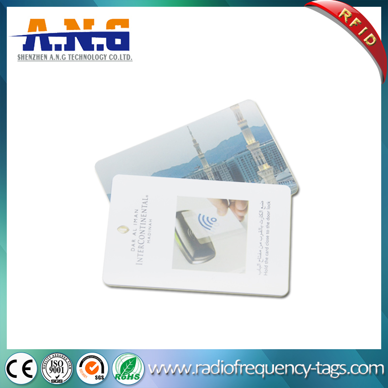 125kHz RFID Contactless Proximity Hotel Key Card for Access Control