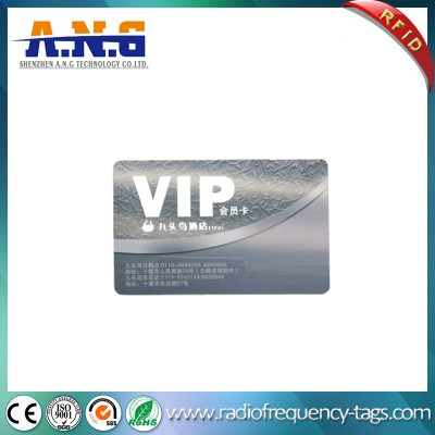 CR80 Printable Loyalty VIP Plastic Membership Card