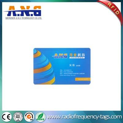 Customized Printed PVC Business ID Card