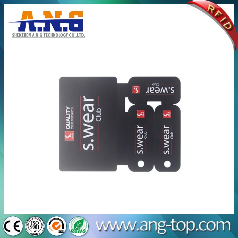 Combo Custom Printed PVC Cards For Membership management