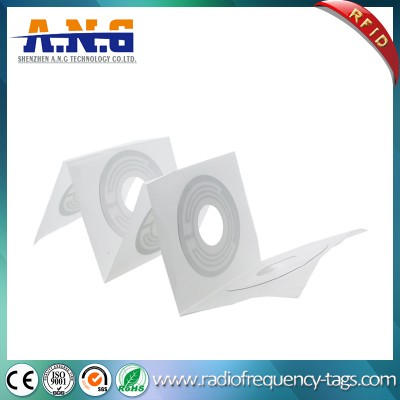 UHF RFID Tag Disc CD Label Sticker for Asset Management