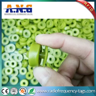125kHz Em4305 TPU RFID Passive Animal Tags for Cattle