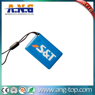 Waterproof 125Khz Customized RFID Crystal Epoxy Tag