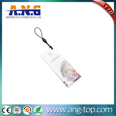 RFID NFC Epoxy Card with Jelly Tag For Access Control Systems