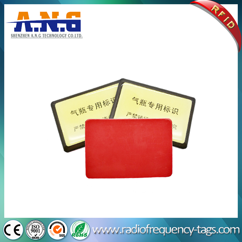 FM1108 RFID Security Gas Cylinder Tags for Cylinders Management