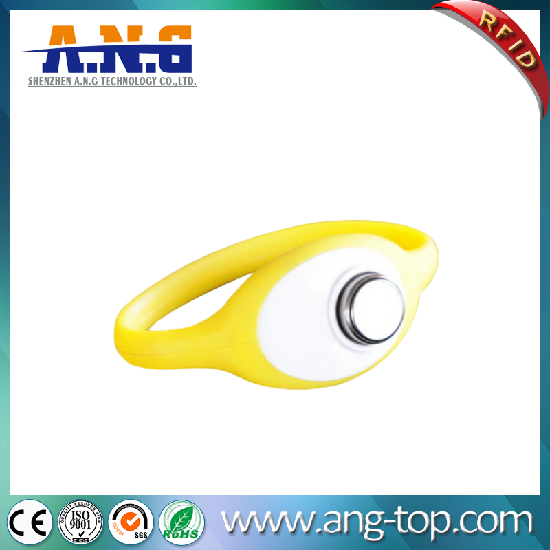 Waterproof 64Bit DS1990A – F5 RFID Silicone Hand Holder Chain