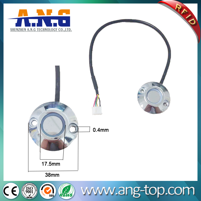 Stainless Steel Material Durable Ibutton Key Reader For Access Control