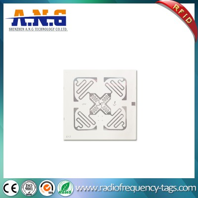 860-960MHz Monza4d Smart Chip Sticker Pet RFID Wet Inlay