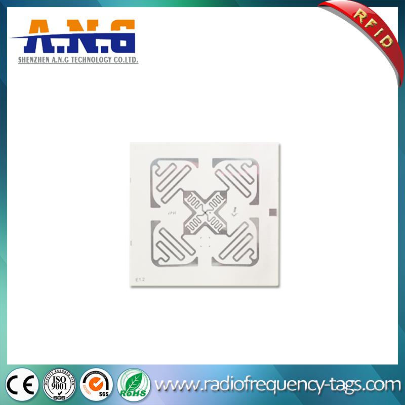 860-960MHz Monza4d Smart Chip Sticker Pet RFID Wet Inlay