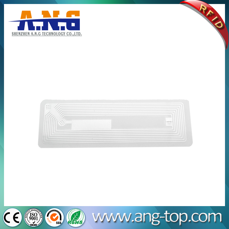 MF S50 Chip 13.56MHz PET Layer RFID Wet Inlay Tag HF Antenna Sticker Label