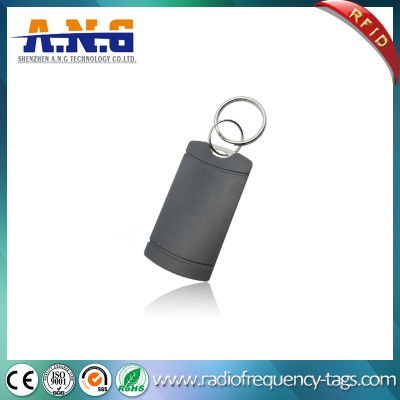 Durable NFC Abs Proximity Key Fob Tags For Access Control Rfid Key Cards