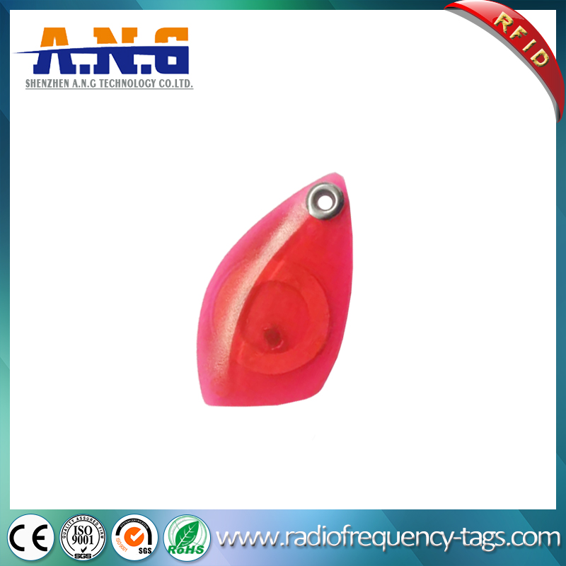 ABS Plastic RFID Key Fob with Embedded RFID Transponder
