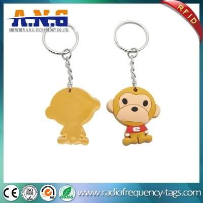 125kHz EM4100 RFID Door Key Fob Proximity Token Tag