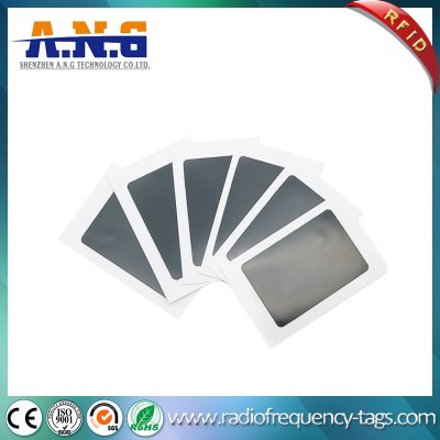 ISO15693 I Code Sli Pet RFID Tags Passive RFID Sticker