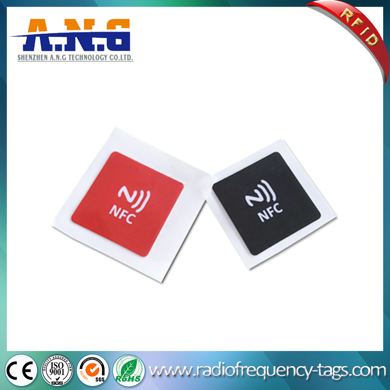 Ultralight C Mobile Payment NFC RFID Paper Tag Sticker