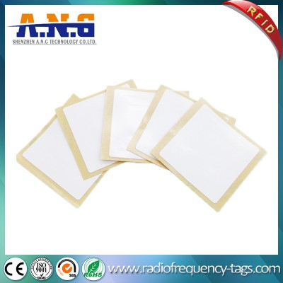 Printed NFC MIFARE Ultralight Paper Sticker for Tickets