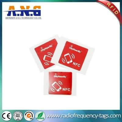13.56MHz MIFARE ultralight C NFC RFID Paper Tags