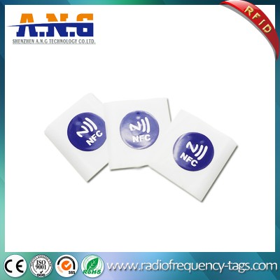 Printable RFID Smart Tag NFC Sticker for Mobile Payment
