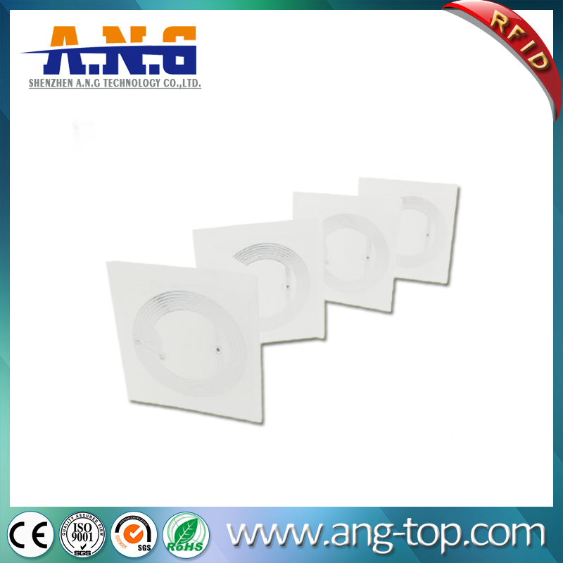 13.56Mhz HF Smart Durable Rfid Disc Tag For Library Books