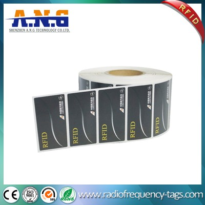 Full Color Printing Printed 13.56MHz RFID Tag Sticker
