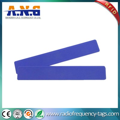 Waterproof Washable Silicone UHF RFID Laundry Tag for Washing Industry