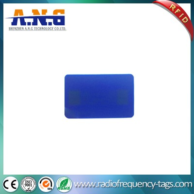 46 * 31mm Long Range réutilisable RFID UHF silicone lessive Tag