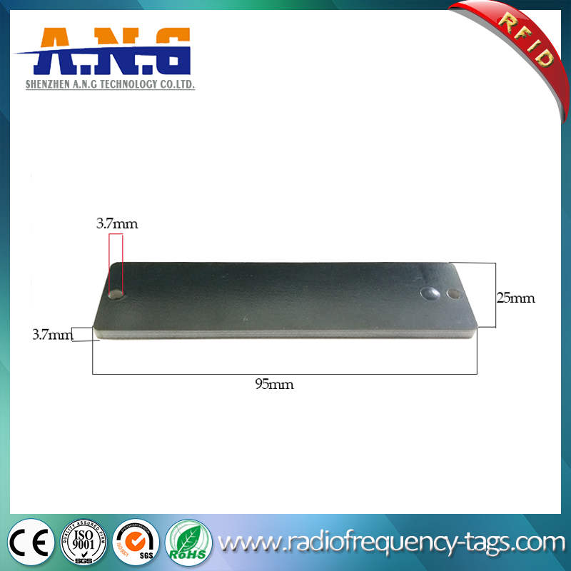 860~960MHz RFID UHF Fr-4 on-Metal Tracking Tag for Container