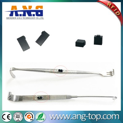 Read Metal Ceramic UHF Passive RFID Tags for Medical equipment