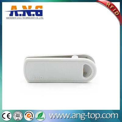 860 ~ RFID UHF 960MHz Clipe Tag duro de Gestão de roupa