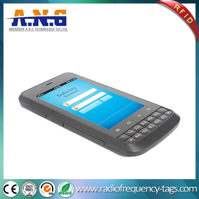 CM388 Black Waterproof Handheld RFID Reader for Mobile Phone