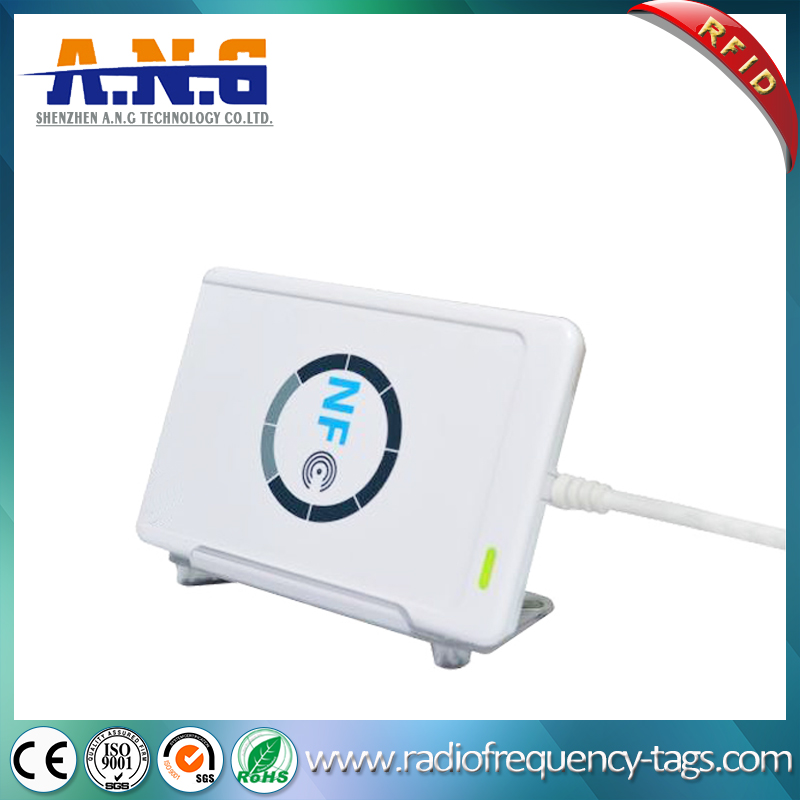 13.56MHz RFID Contactless USB NFC Reader Writer ACR122U