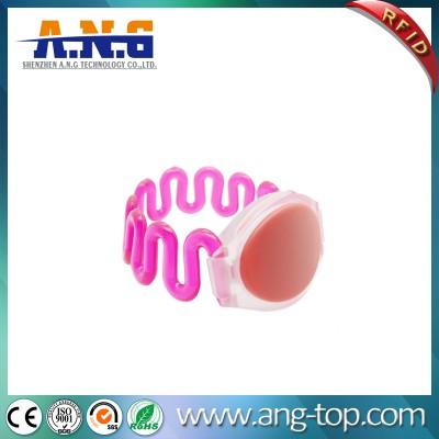 125KHz EM4200 TK4100 Wristband PVC colorato per il tempo libero club